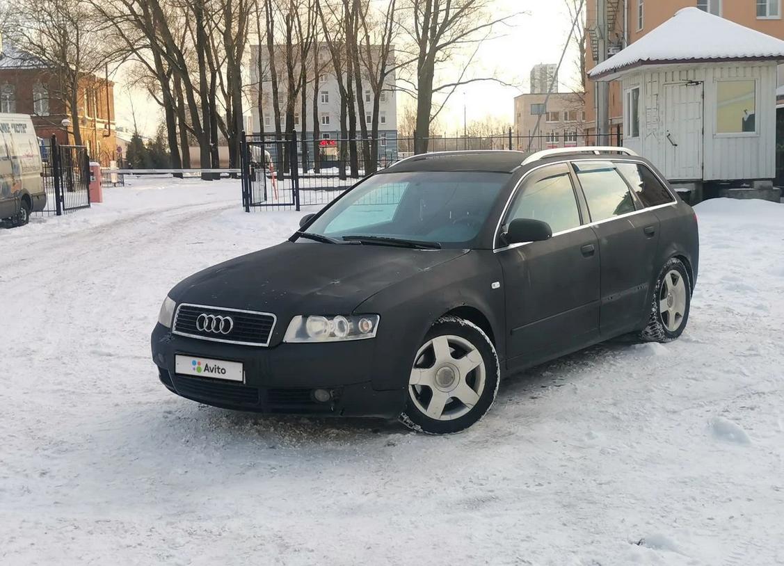 выкуп автомобиля Audi A4, 2003 в СПБ