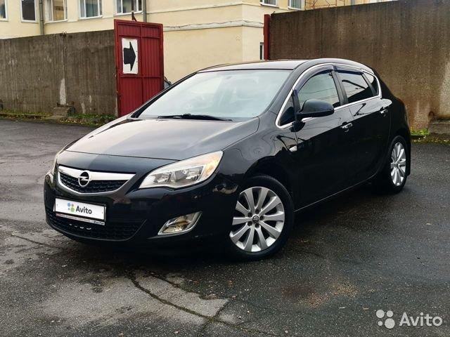 выкуп автомобиля Opel Astra в СПБ
