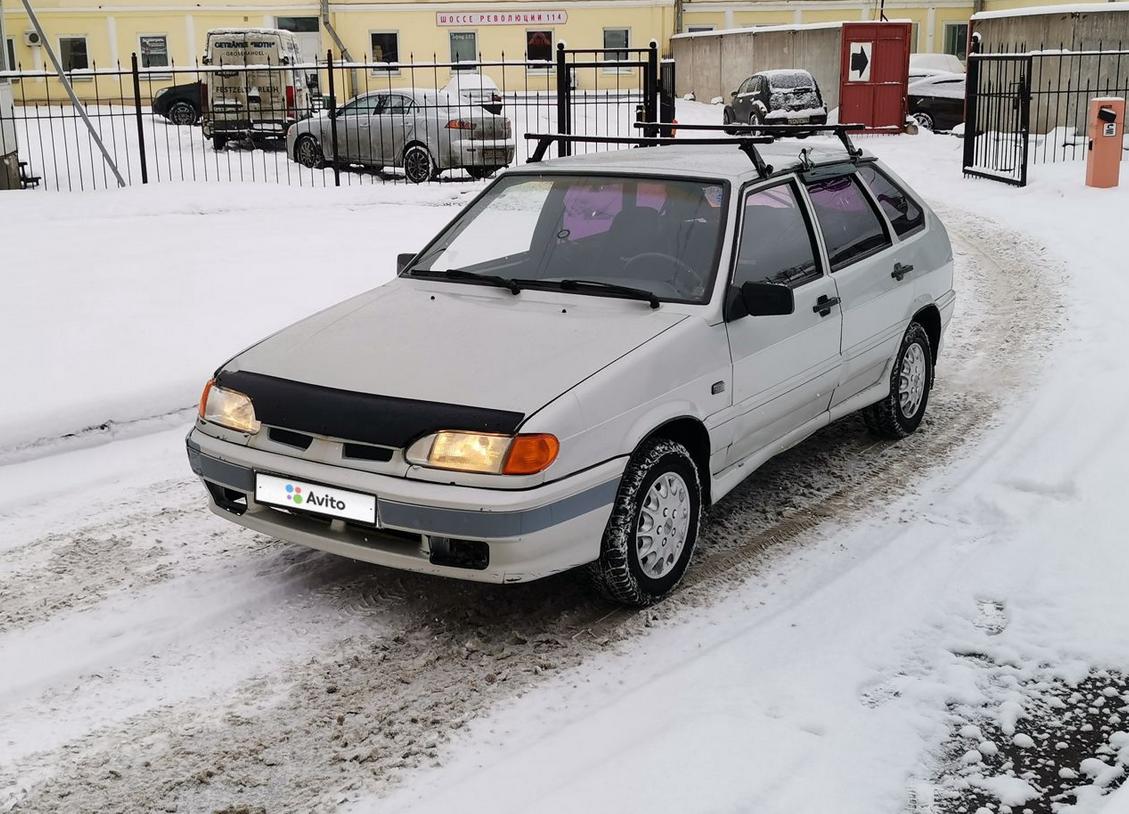 выкуп автомобиля ВАЗ 2114 Samara, 2005 в СПБ